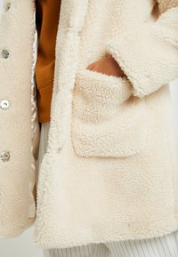 Dorothy Perkins Petite - LONGLINE COAT - Talvitakki - ivory - 5