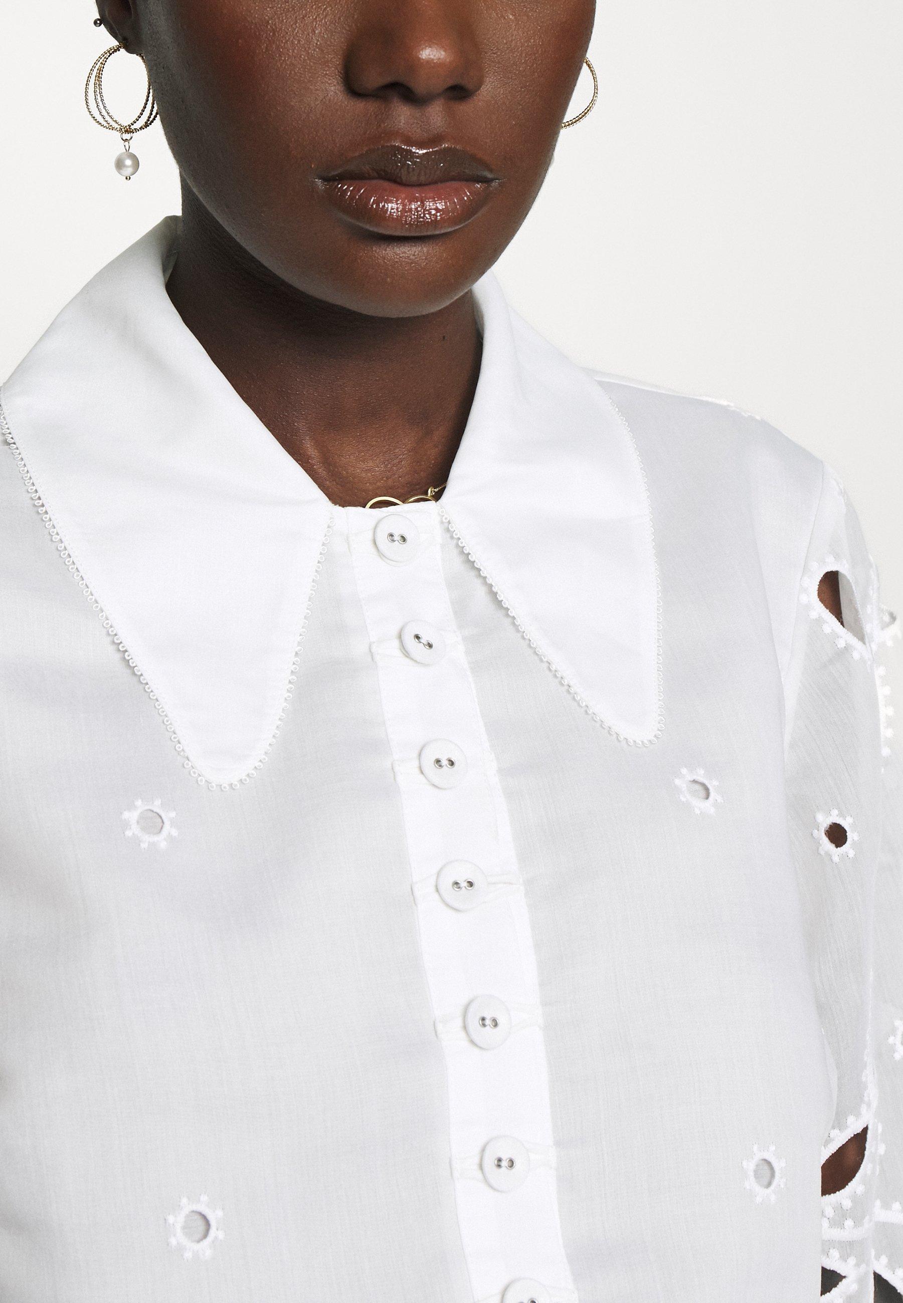 Alice McCall MOONCHILD TOP - Blouse - porcelain - Chemisiers et tuniques femme 4OGtl