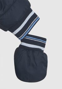 BOSS Kidswear - ALL IN ONE BABY - Mono para la nieve - navy - 2