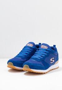 Skechers Sport - OG 85 - Zapatillas - royal blue/rose gold - 4