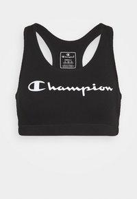 Champion - BRA LEGACY - Sports bra - black - 4