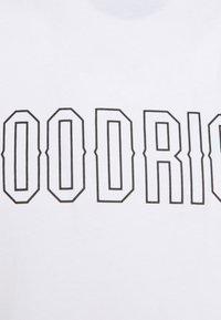 Hoodrich - Print T-shirt - white/red - 2