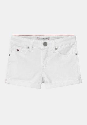 NORA - Džínové kraťasy - bright white