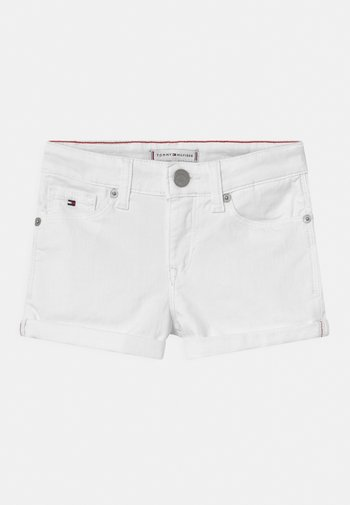 NORA - Shorts di jeans - bright white