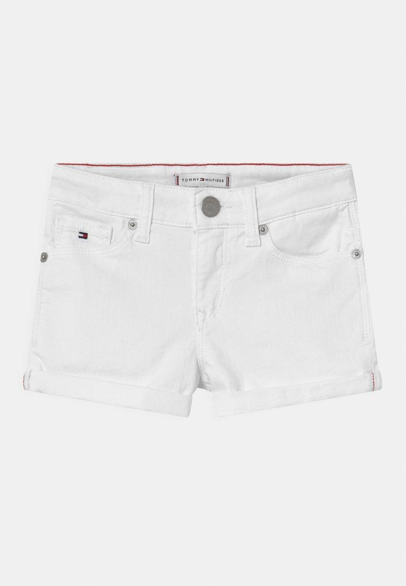 Tommy Hilfiger - NORA - Denim shorts - bright white