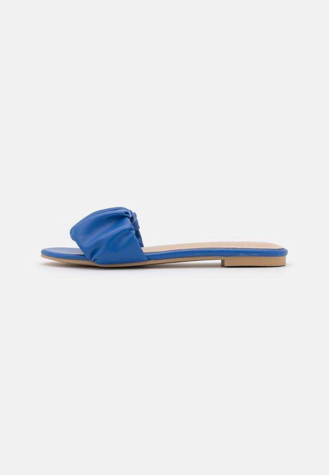 SUNNIE - Sandaler - blue