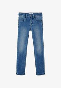 Name it - SLIM FIT - Slim fit jeans - medium blue denim - 0