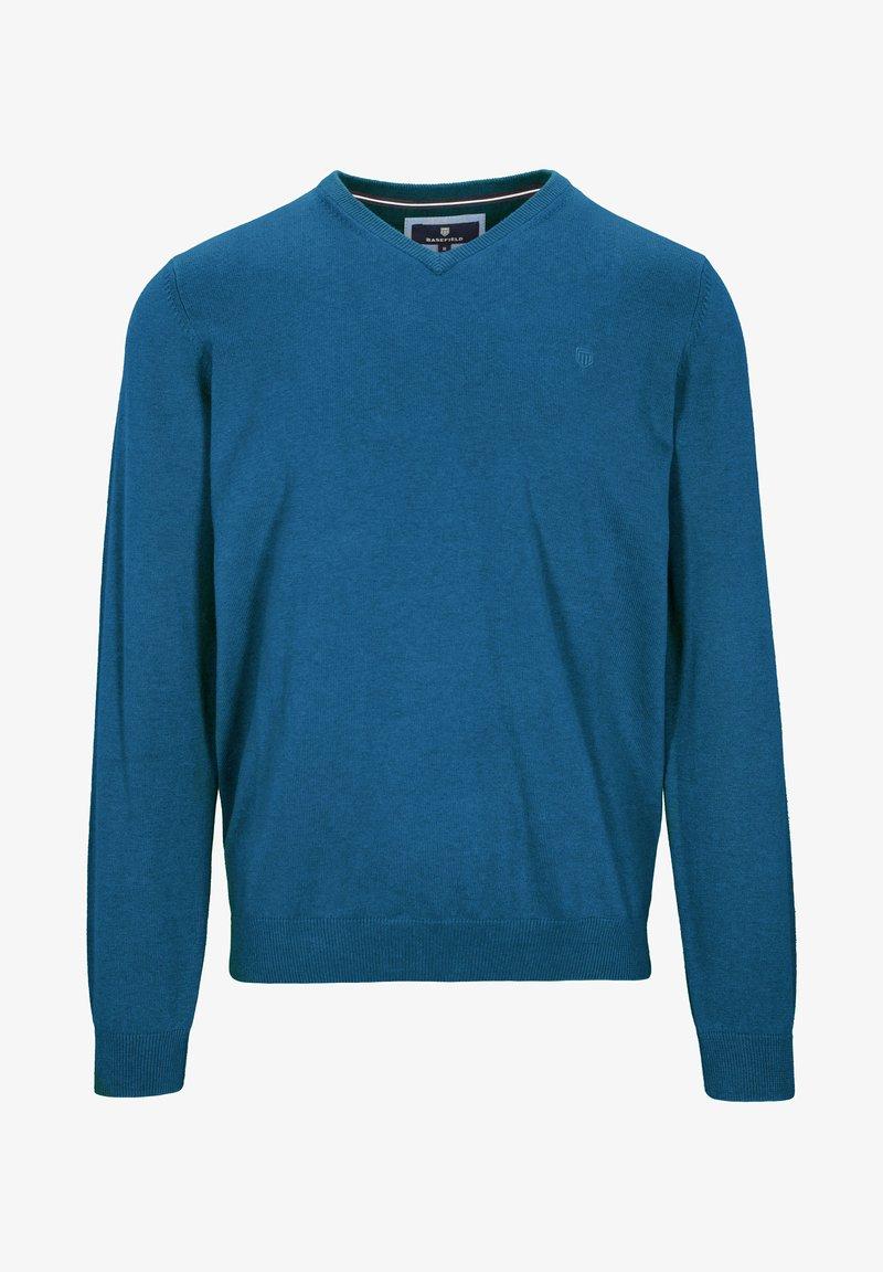 Basefield - Jumper - blau