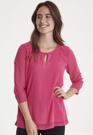 ZAWOV  - Camicetta - pink yarrow