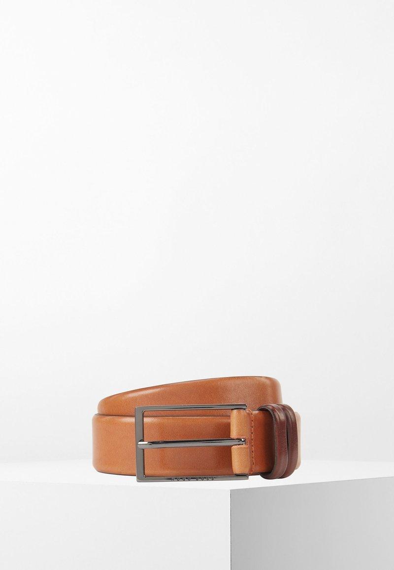 BOSS - CARMELLO - Belt business - brown