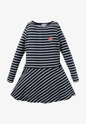 DRESSES - Jumper dress - dress blue|blue