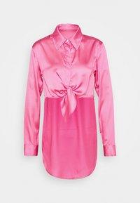 Who What Wear - KNOT  - Button-down blouse - sherbet - 3