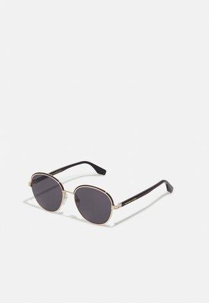 UNISEX - Sonnenbrille - gold-coloured/black