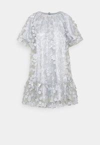 Selected Femme - SLFALBERTA DRESS - Cocktail dress / Party dress - arctic ice - 0