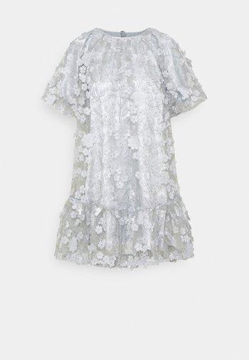 SLFALBERTA DRESS - Cocktail dress / Party dress - arctic ice