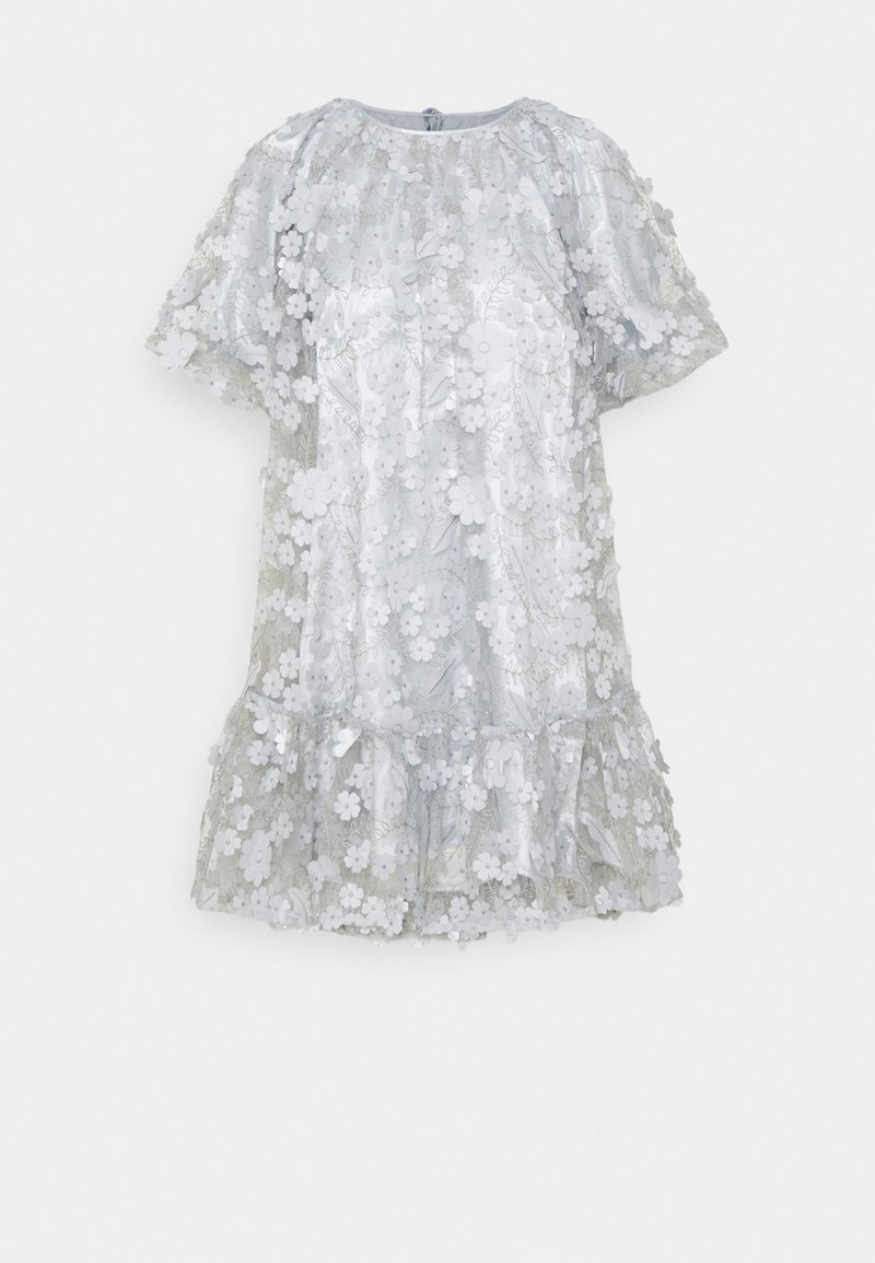 Selected Femme - SLFALBERTA DRESS - Cocktail dress / Party dress - arctic ice