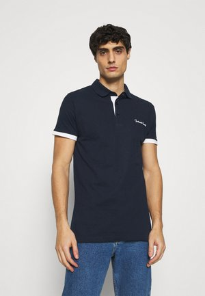 EARNEST - Polo shirt - navy