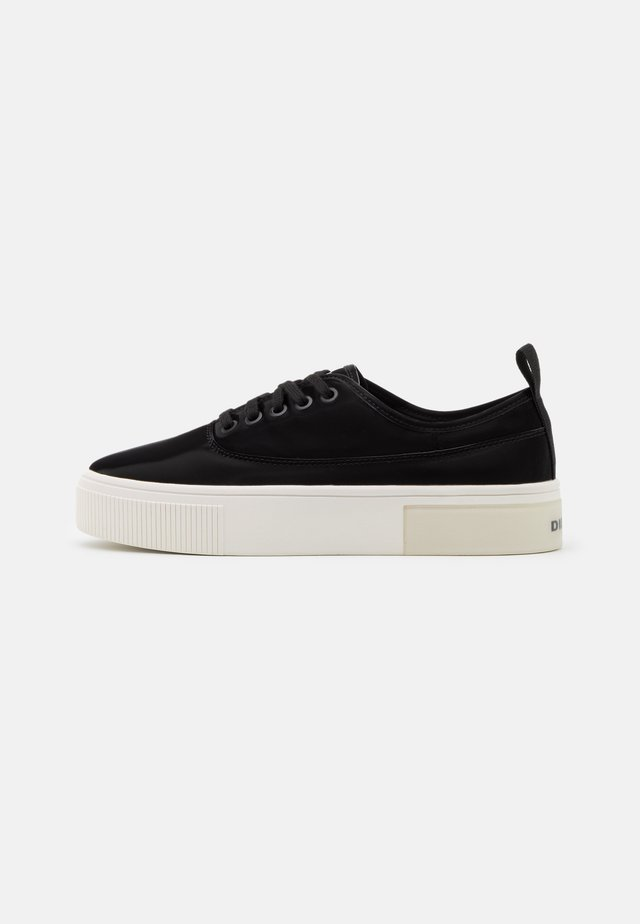 VANEELA S-VANEELA LOW SNEAKERS - Sneakers - black