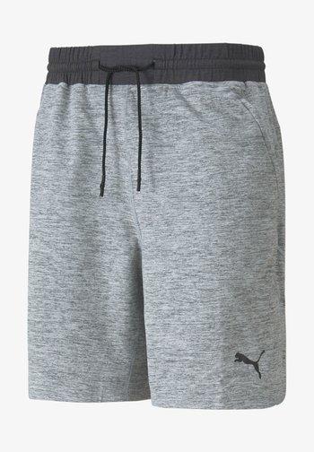 CLOUDSPUN TRAINING - Sports shorts - medium gray heather
