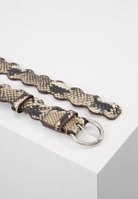 Loeffler Randall - BLYTHE BELT - Cintura - sand - 2
