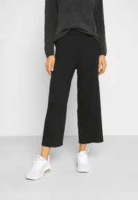 Monki - CALAH TROUSERS - Bukse - black - 0