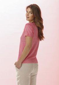 Rosa & Me - Print T-shirt - pink lemon - 3