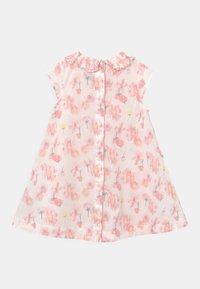 Petit Bateau - ROBE - Shirt dress - marshmallow/multicolor - 1
