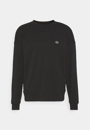 BADGE - Sweatshirt - black