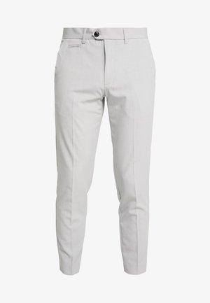 CLUB PANTS - Pantalones - grey