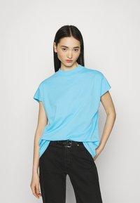 Weekday - PRIME - T-shirt basique - turquoise light - 0
