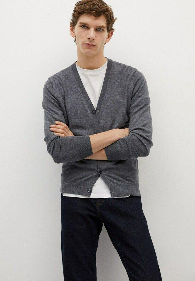 LAVABLE - Cardigan - gris