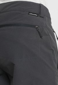 Schöffel - Pants ASCONA - Outdoor trousers - anthracite - 4