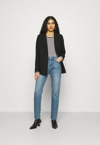 Mavi - VIOLA - Slim fit jeans - shaded blue denim - 1