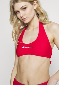 Champion - HALTERNECK SET - Bikini - red