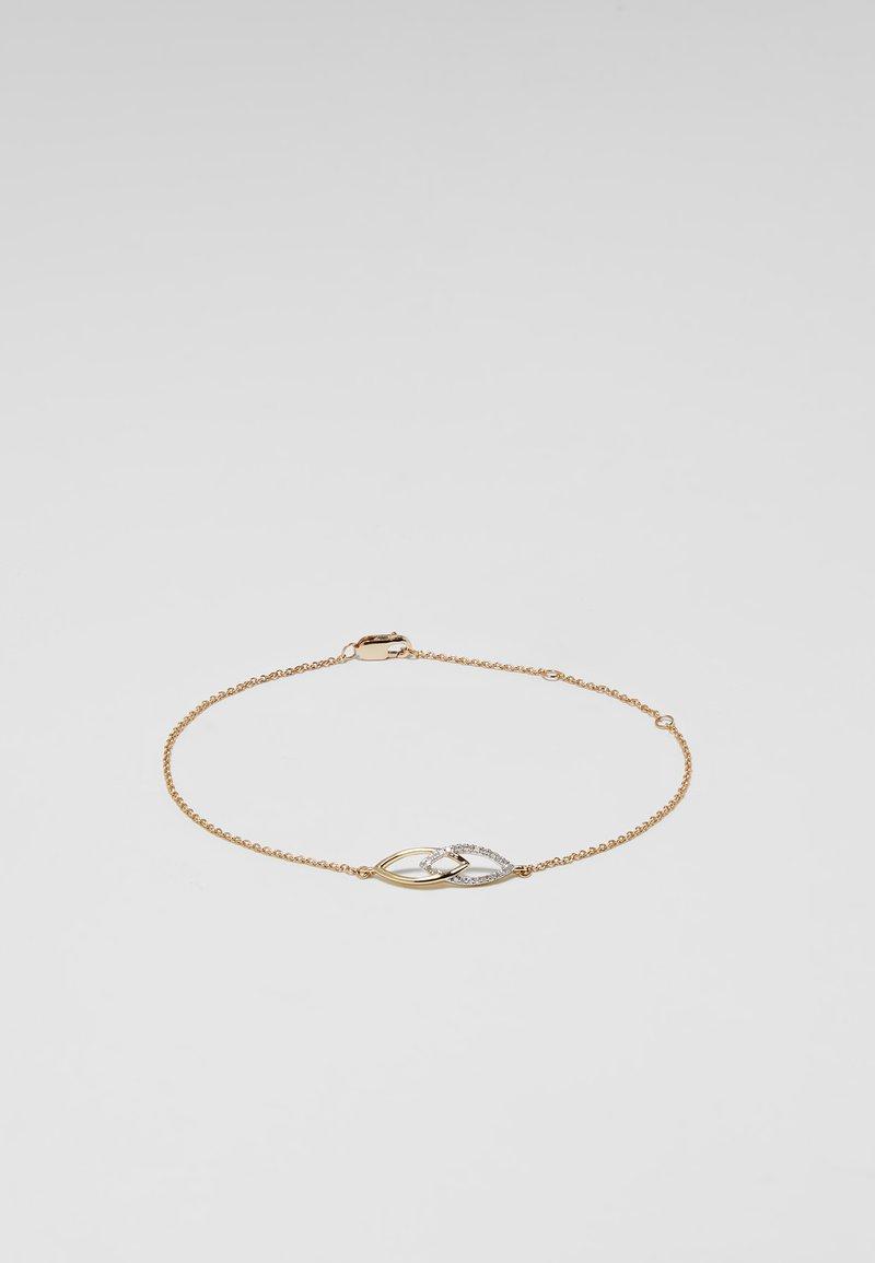 DIAMANT L'ÉTERNEL - WHITE GOLD - Bracelet - gold-coloured
