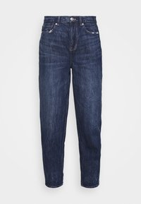 MOM - Jeans baggy - indigo acid