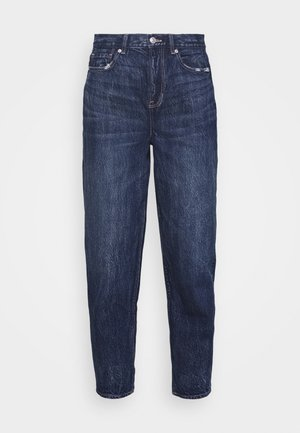 MOM - Relaxed fit jeans - indigo acid