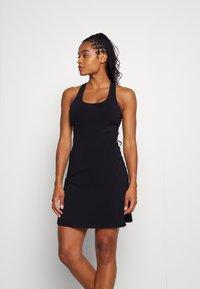 Sweaty Betty - POWER WORKOUT DRESS - Sukienka sportowa - black - 0