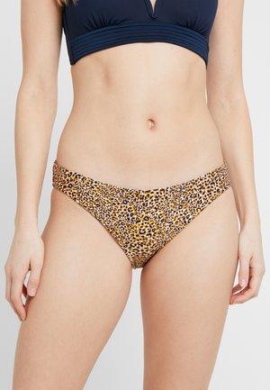 ANIMAL HIPSTER - Bikini bottoms - saffron