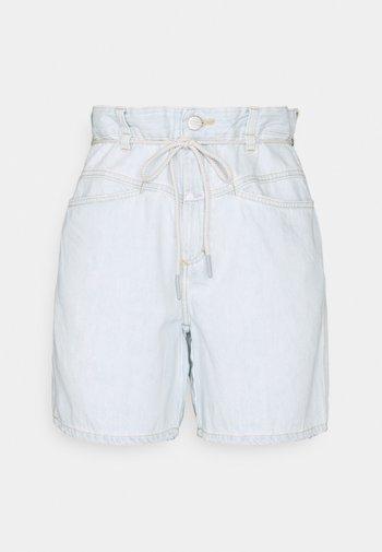 AIRI - Shorts vaqueros - light blue
