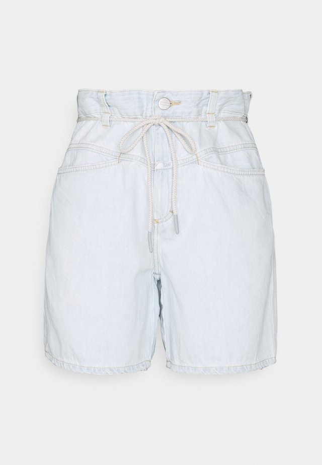 AIRI - Jeans Shorts - light blue