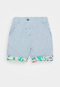 Frugi - REUBEN REVERSIBLE - Denim shorts - city stomp - 2