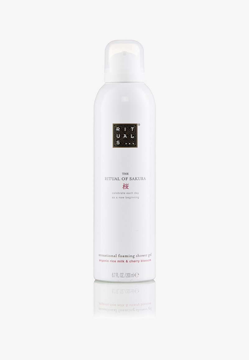 Rituals - THE RITUAL OF SAKURA FOAMING SHOWER GEL  - Shower gel - -