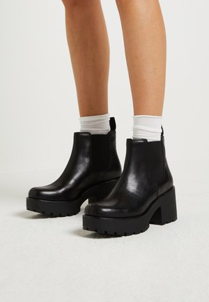 DIOON - Ankelboots - black