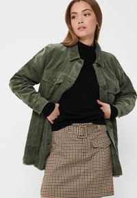 JDY - Button-down blouse - grape leaf - 3