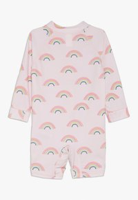 Cotton On - HARRIS ONE PIECE BABY - Plavky - barely pink rainbow dreams - 1