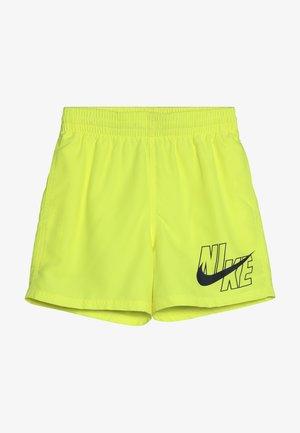 VOLLEY - Swimming shorts - lemon