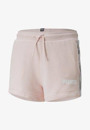 Pantaloncini sportivi - pink dogwood