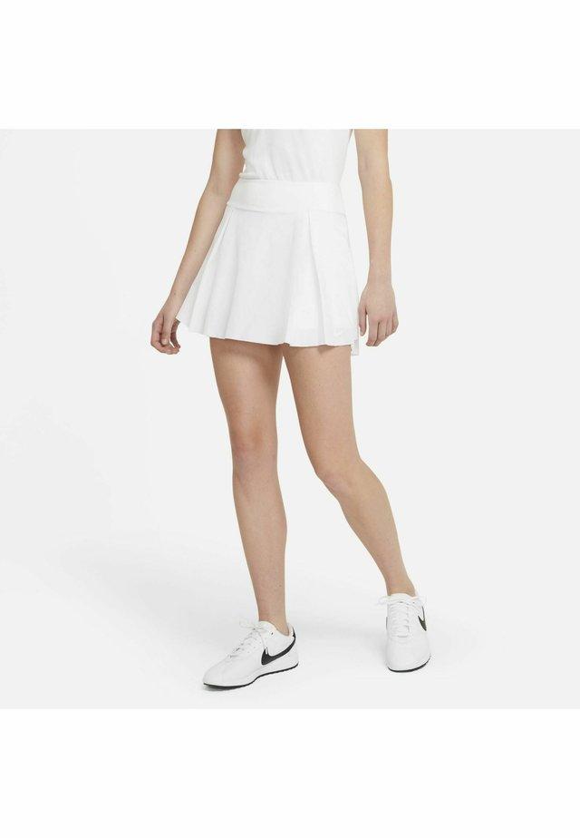 Sportkjol - white/white
