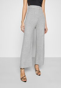 Missguided - CULOTTE - Joggebukse - grey - 0